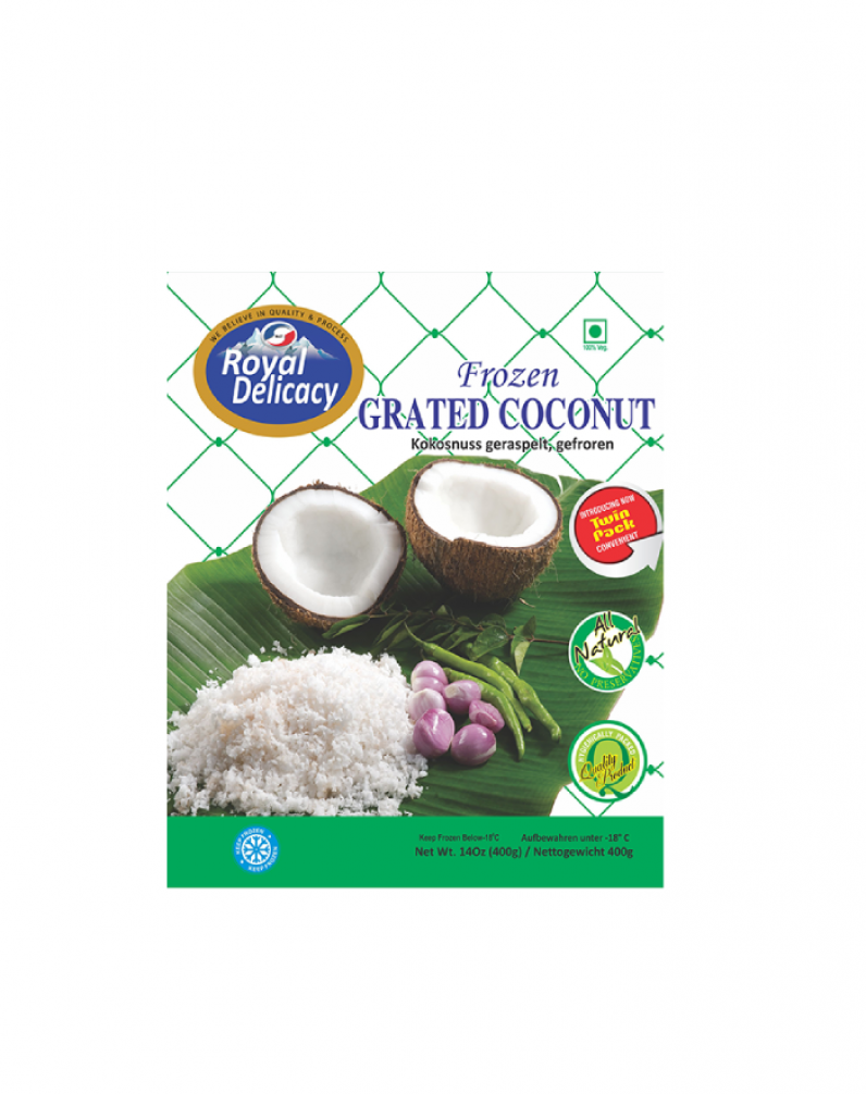 ROYAL DELICACY - GRATED COCONUT