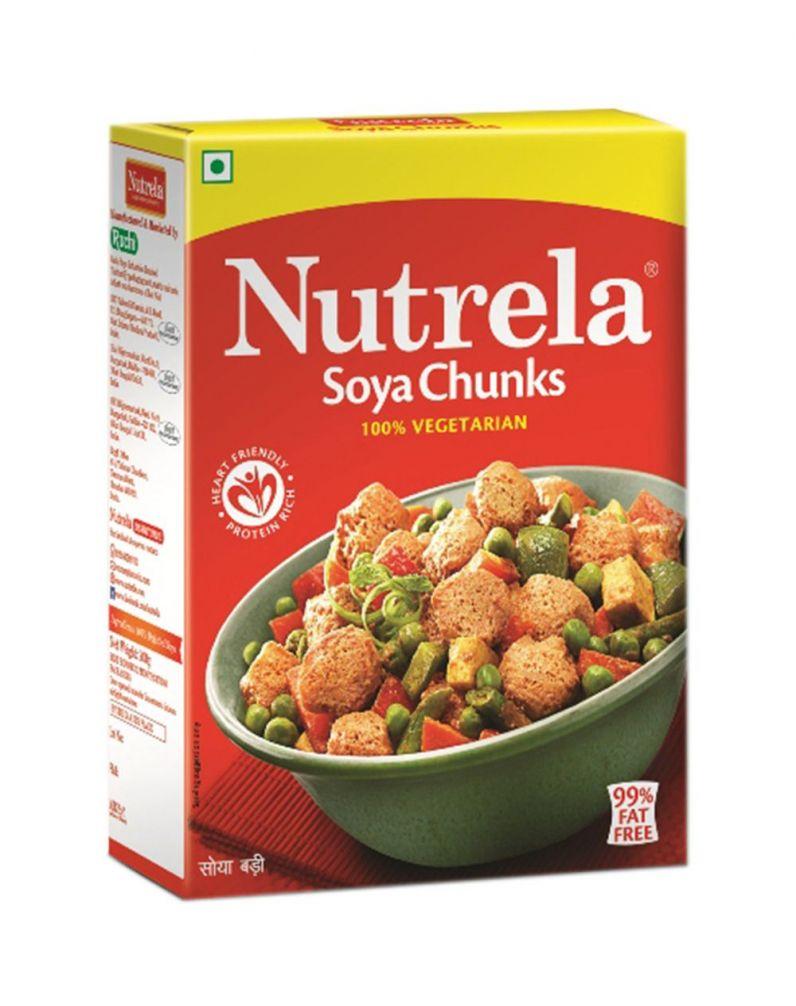 NUTRELA - SOYA CHUNKS