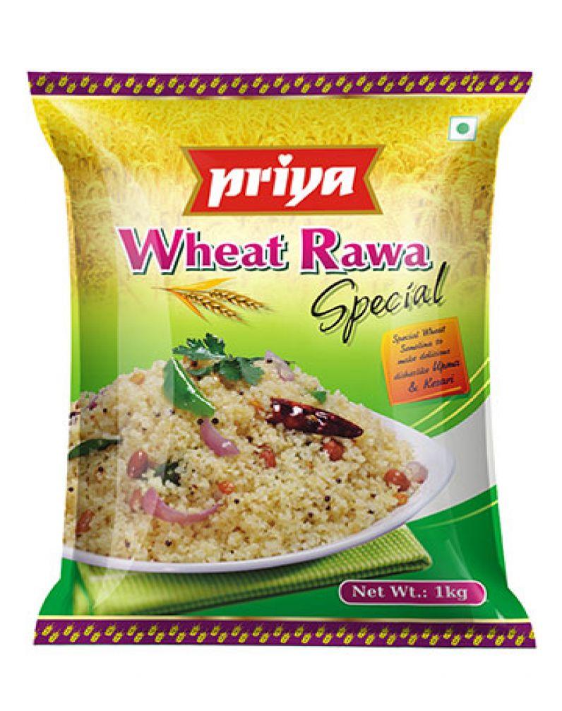 PRIYA - WHEAT RAVA