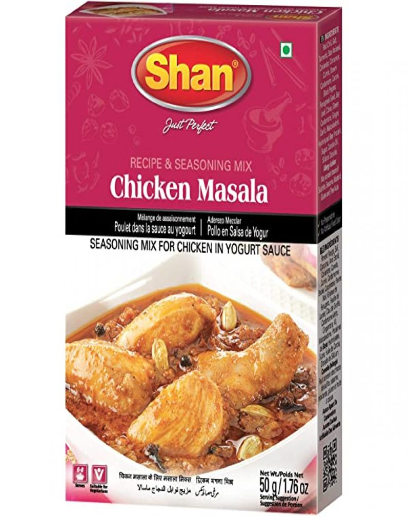SHAN - CHICKEN MASALA