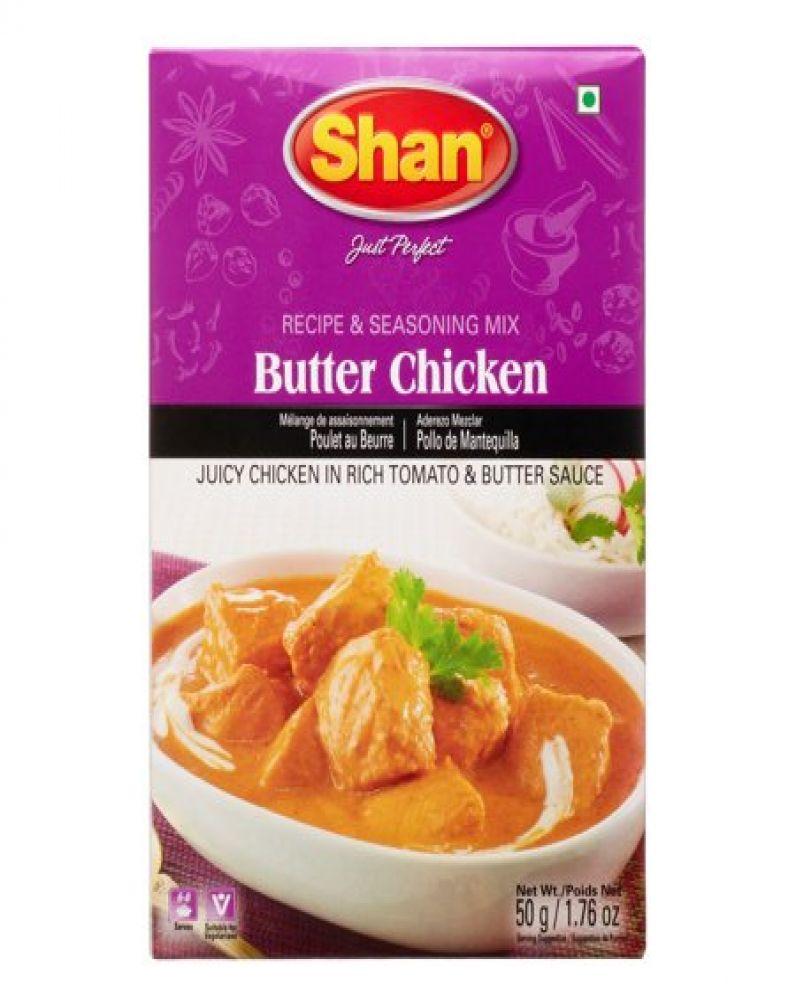 SHAN - BUTTER CHICKEN