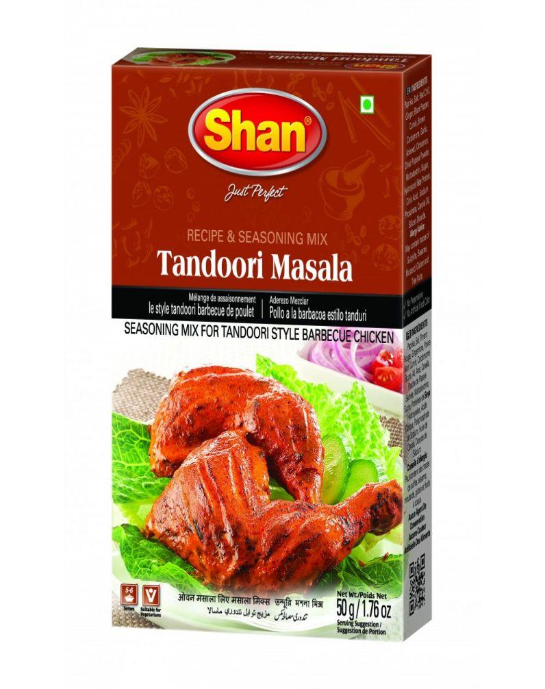 SHAN - TANDOORI MASALA