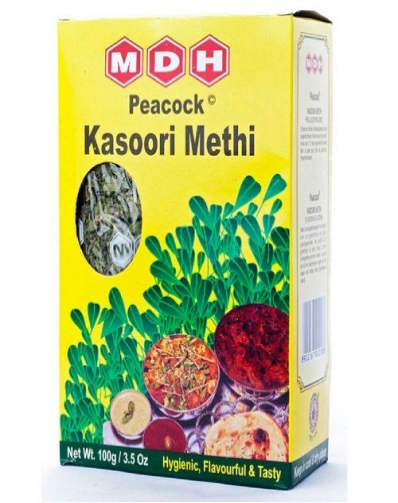 MDH- PEACOCK KASOORI METHI 100G
