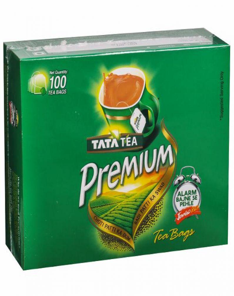 TATA TEA - PREMIUM 100 BAGS