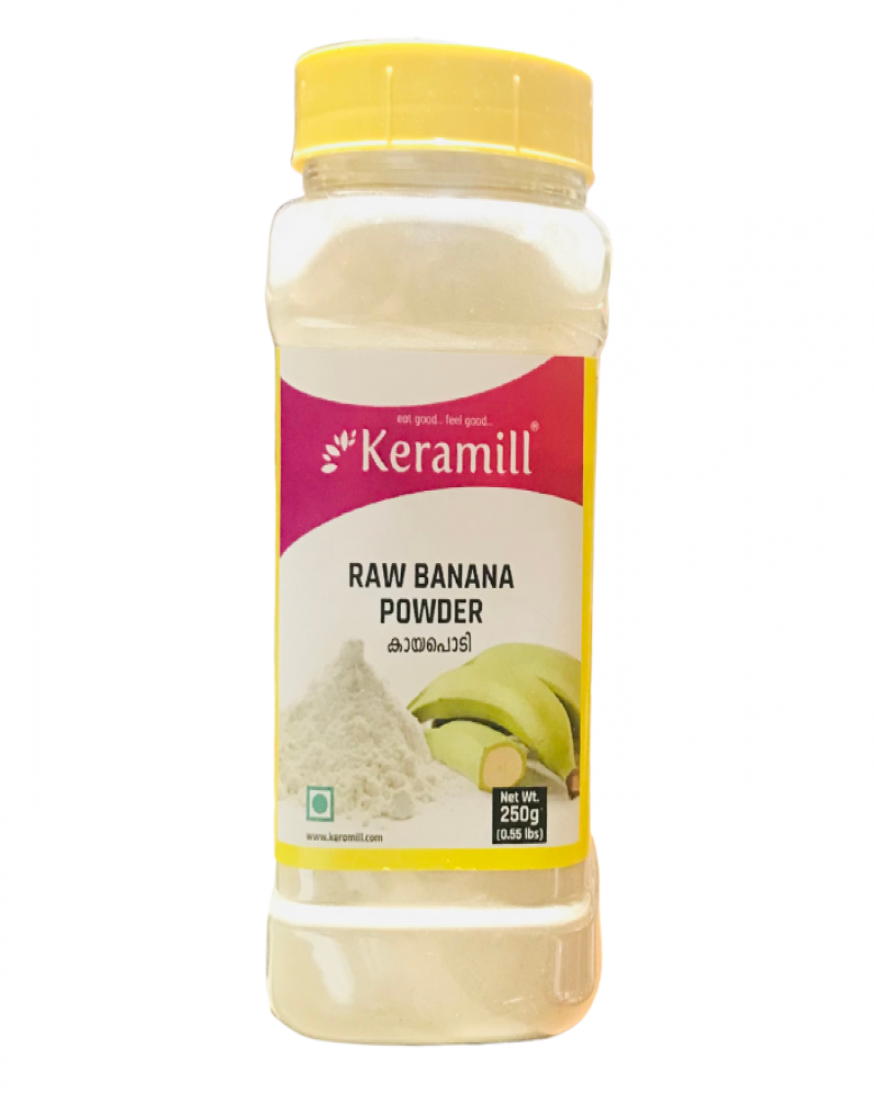 KERAMILL - BANANA POWDER