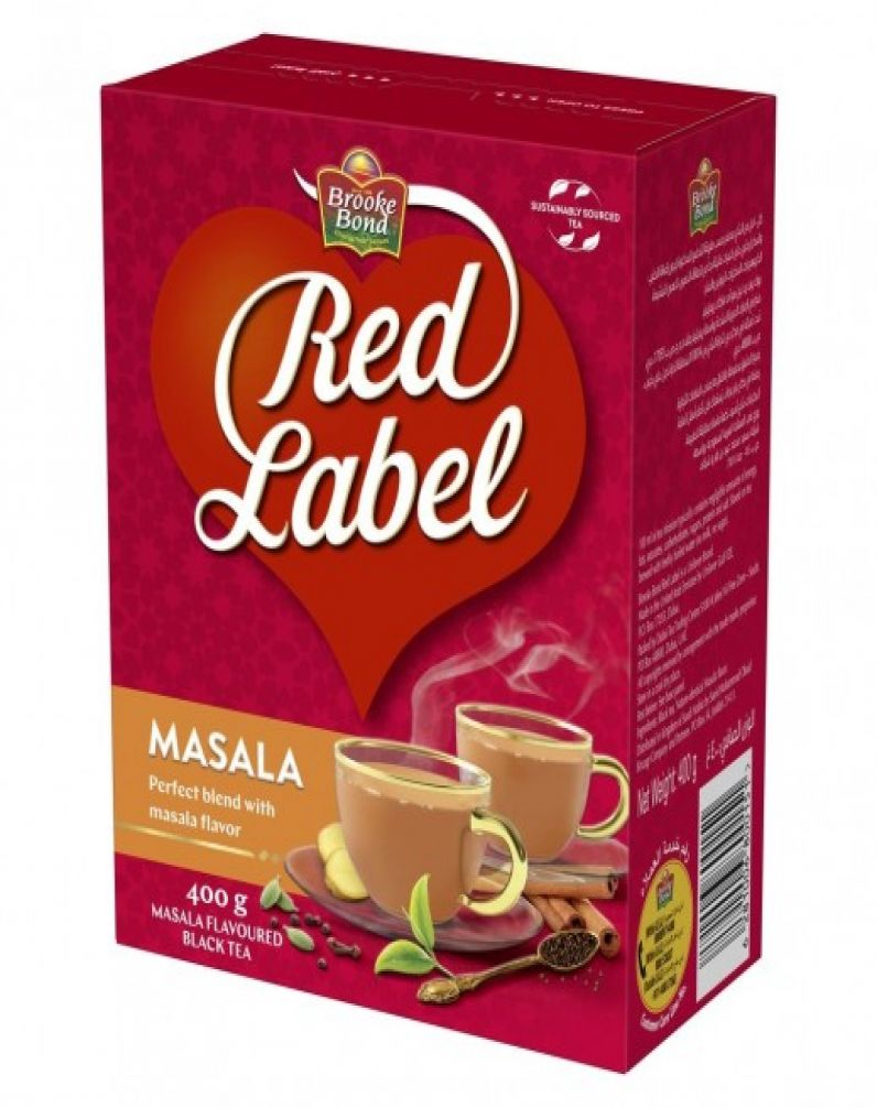RED LABEL - MASALA FLAVORED TEA