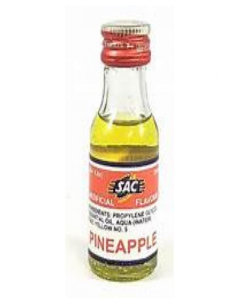 SAC - PINEAPPLE ARTIFICIAL FLAVOUR